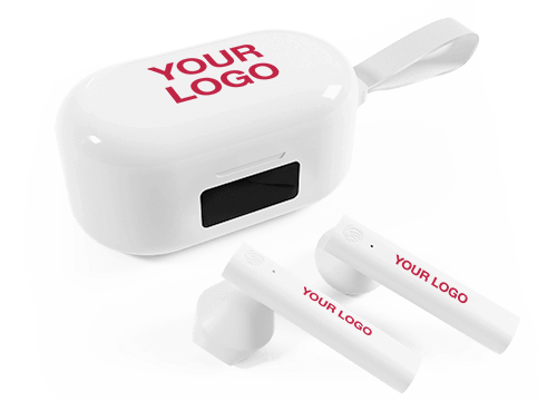 Duet - Branded Wireless Earbuds Charging Case