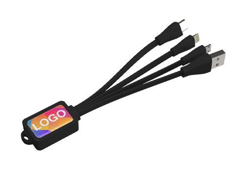 Multi - Branded Octopus Charging USB Cable Set