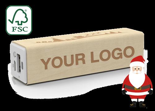 Maple Christmas - Personalised Power Banks