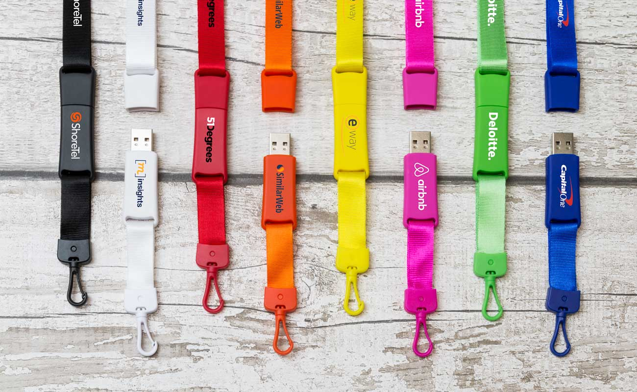 Event - Lanyard USB Stick