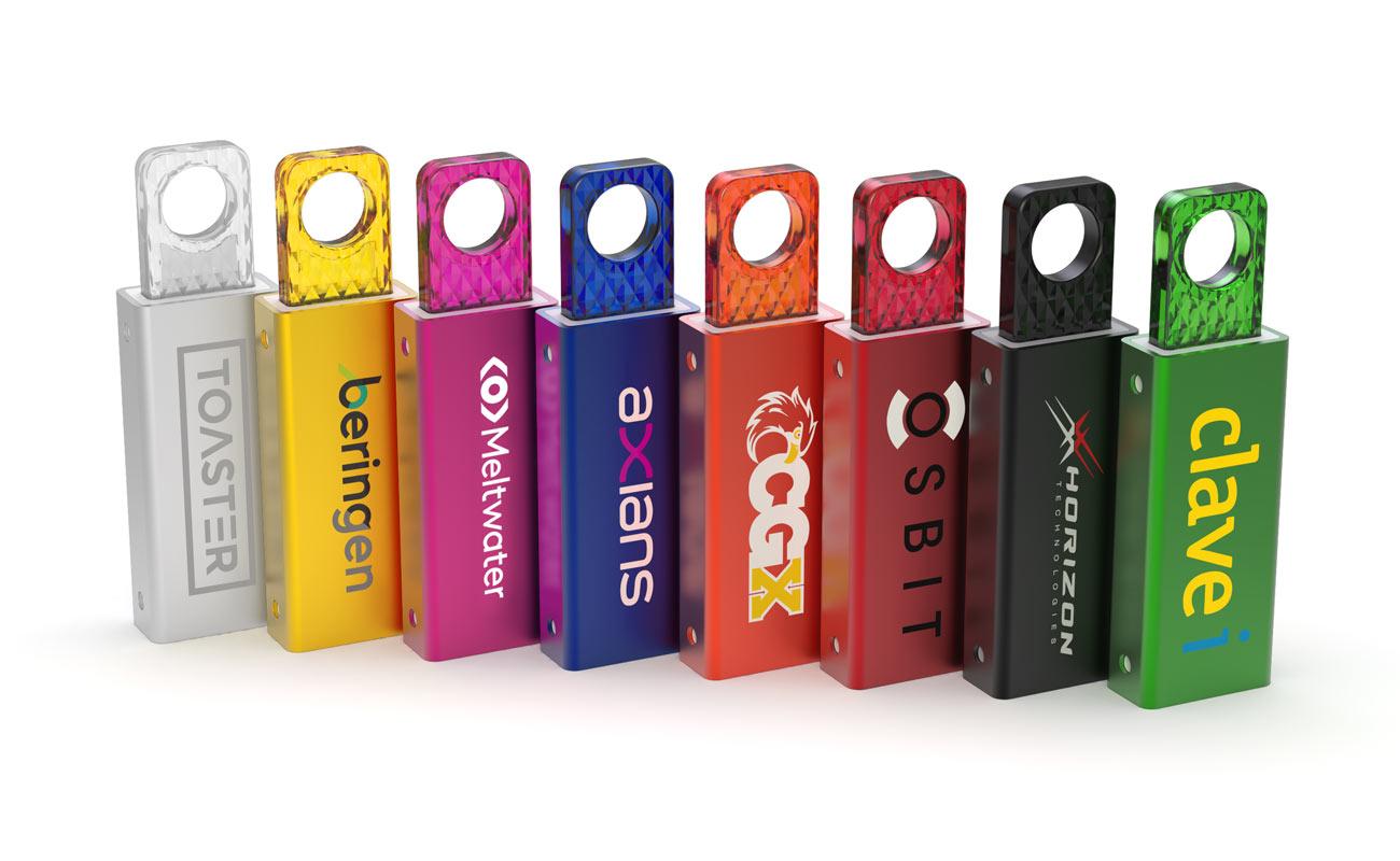 Memo - Personalised USB
